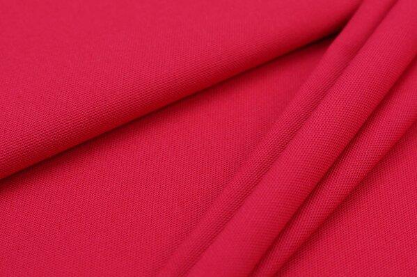 Canvas-Stoff Dekostoff uni pink