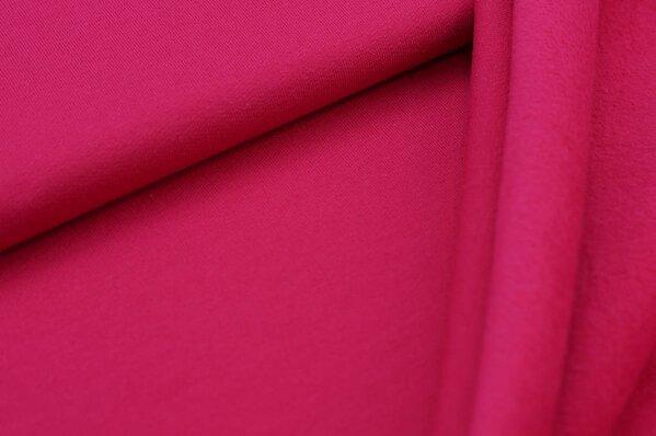 Kuscheliger Baumwoll-Sweat EIKE uni pink French Terry