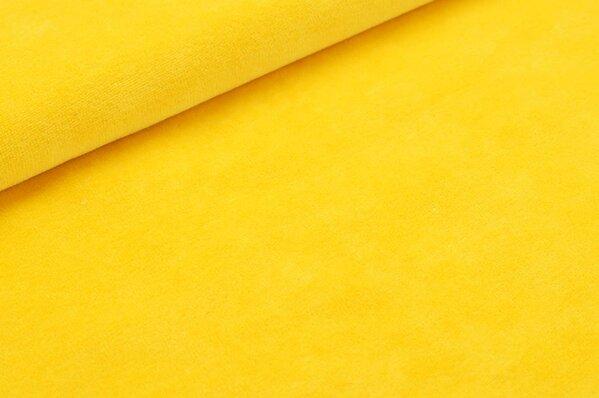 Nicki Stoff uni gelb