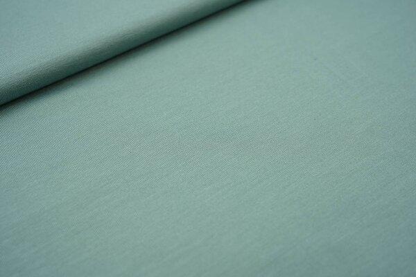Bambus-Jersey uni altgrün