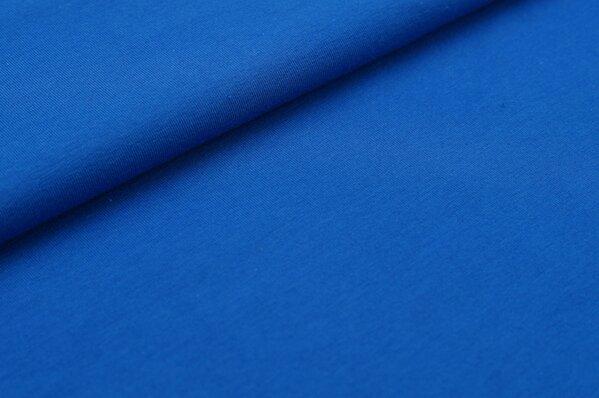 XXL Jersey LILLY uni royalblau königsblau