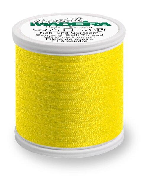 Madeira Nähgarn Aerofil No. 120 Farbe 8230 neon gelb