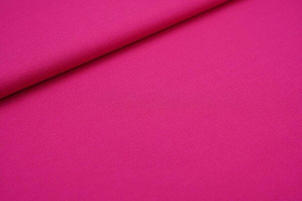 Fester Jerseystoff Romanit Jersey uni pink