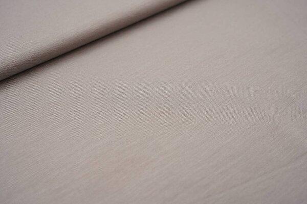 Bambus-Jersey uni schlammgrau