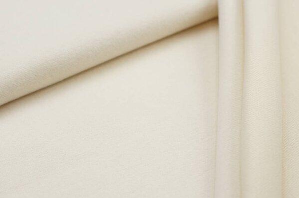 Kuschel Jacquard-Sweat Max Uni off white