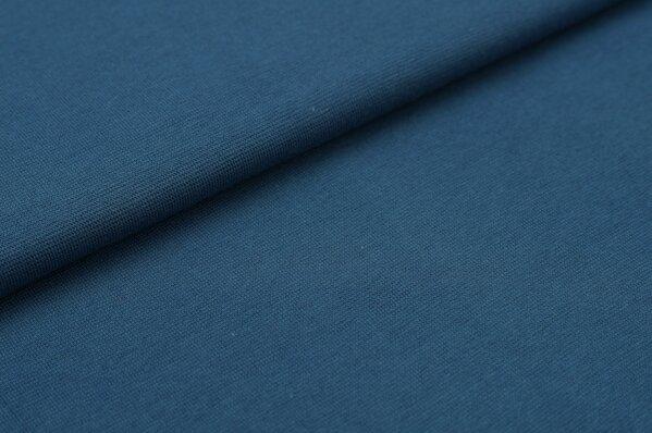 XXL Bündchen Marie glatt Schlauchware taupeblau