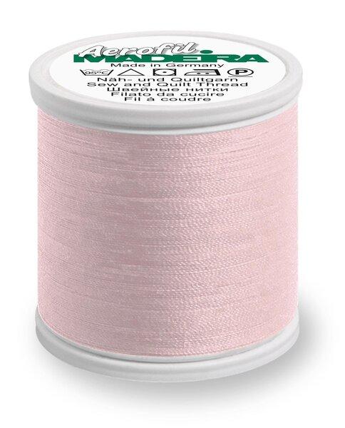 Madeira Nähgarn Aerofil No. 35 extra stark Farbe 9150 rosa