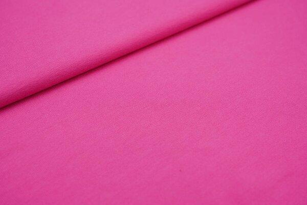 Viskose-Jersey uni pink