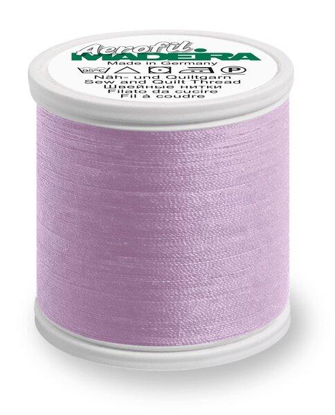 Madeira Nähgarn Aerofil No. 120 Farbe 9911 hell violett lila