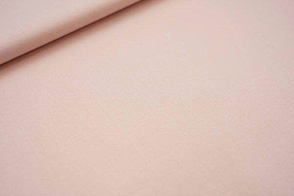 Baumwolle uni pastell lachs Baumwollstoff