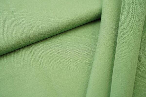 Traumbeere XXL Baumwoll-Sweat Marie grasgrün