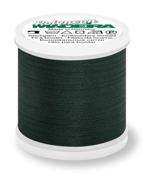Madeira Maschinenstickgarn Polyneon No. 40 Farbe 1798 herb green 400 m
