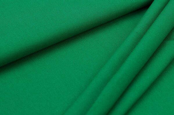 Canvas-Stoff Dekostoff uni grün