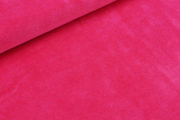 Nicki Stoff uni pink
