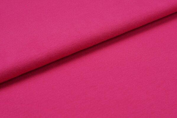 XXL Bündchen LILLY glatt Schlauchware pink