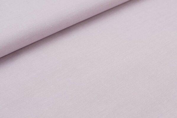 Baumwollstoff Baumwolle uni pastell lila meliert