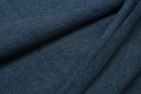 XXL Sommersweat LILLY jeansblau meliert