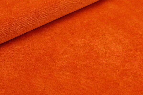 Nicki Stoff uni orange