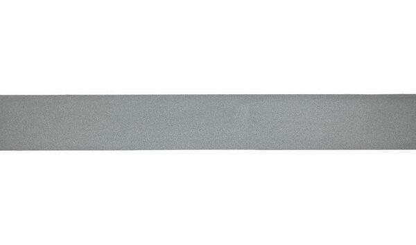 Reflektierendes Band silber 25 mm Reflektionsband Reflektorband für Kleidung