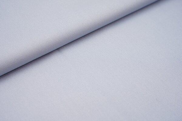 Canvas-Stoff Baumwoll Dekostoff einfarbig uni babyblau