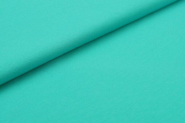 Jersey Marie uni mint seegrün