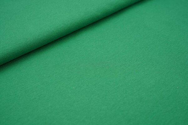 XXL Bündchen LILLY glatt Schlauchware grün