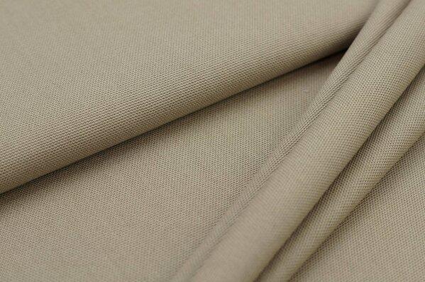 Canvas-Stoff Dekostoff uni beige