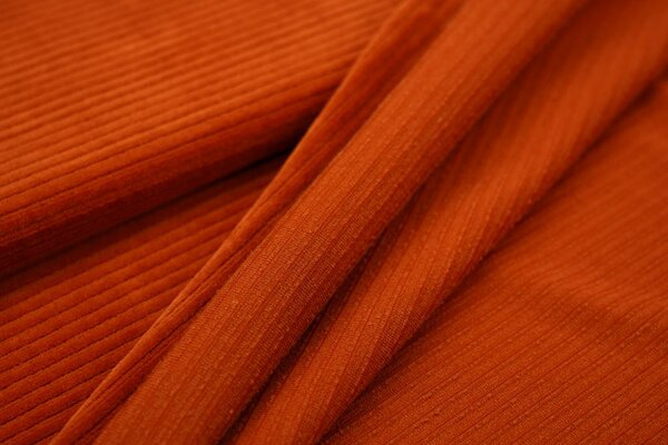 Breitcord Jersey uni rostorange