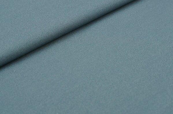 Baumwoll-Jersey Digitaldruck uni grau