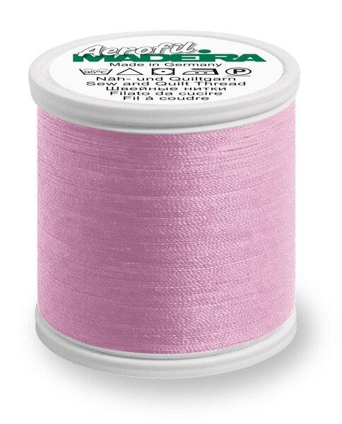 Madeira Nähgarn Aerofil No. 35 extra stark Farbe 9160 rosa
