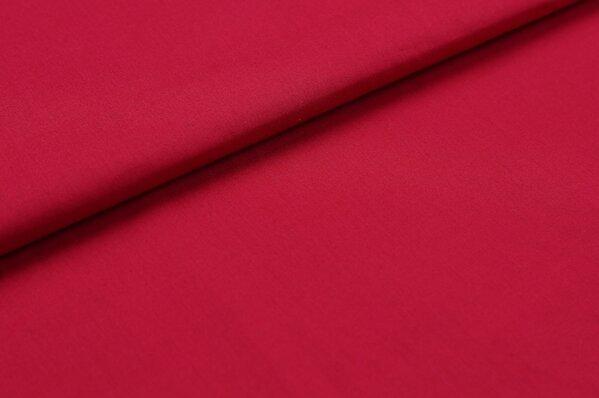 Baumwollstoff Baumwolle uni magenta pink