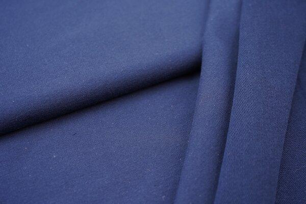 Traumbeere XXL Baumwoll-Sweat Marie navy dunkelblau