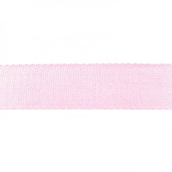 Breites Gurtband uni rosa 40 mm