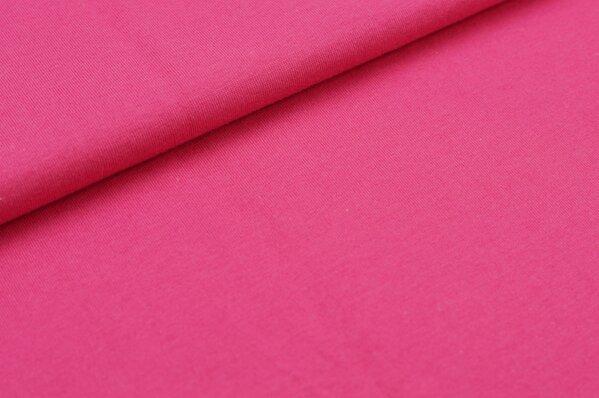 XXL T-Shirt Stoff LILLY uni pink
