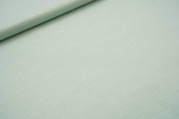 Bambus-Jersey uni mint