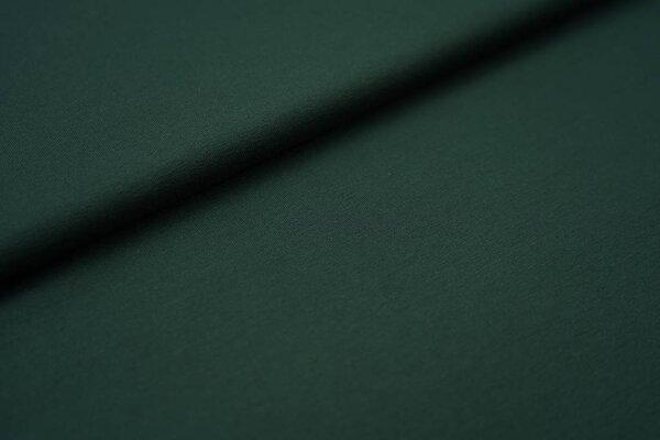 Viskose-Jersey uni flaschengrün dunkelgrün