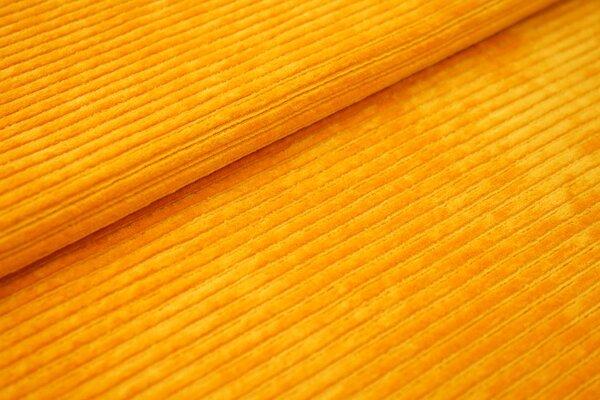 Breitcord Jersey uni senfgelb