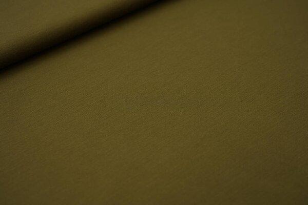 Sportstoff uni olivgrün